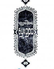 Ҷаллодони Бухоро. С.Айнӣ
